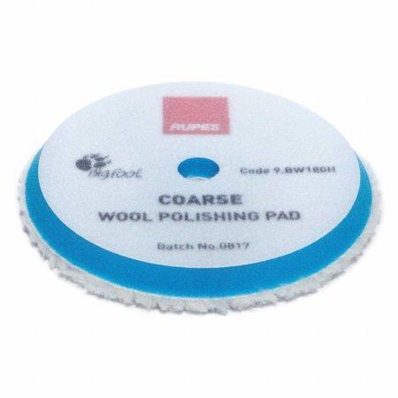 Rupes Rupes Wool Polishing Pad Coarse 180mm