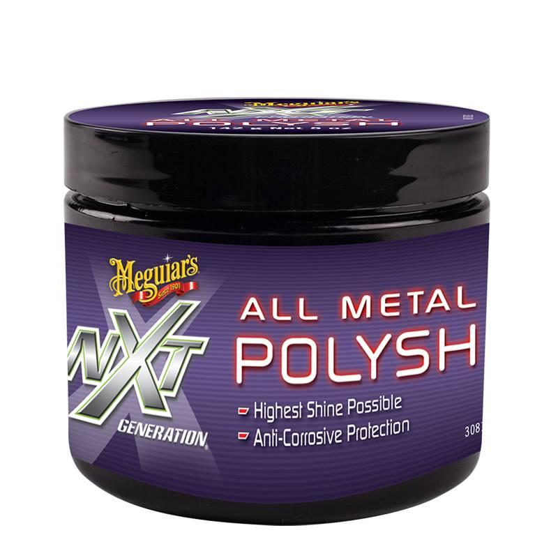 Meguiars Meguiar's NXT All Metal Polish