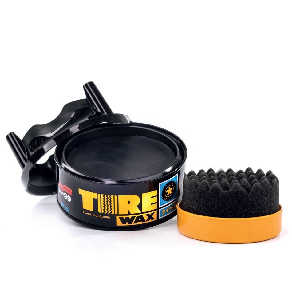 Soft99 Soft99 Tire Black Wax