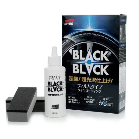 Soft99 Soft99 Black Black Hard Coat for Tire