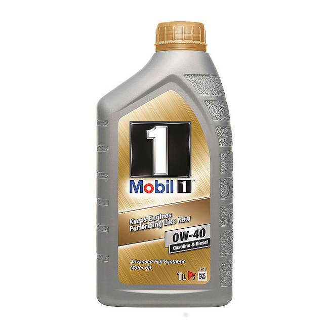 Mobil 1 Motoröl Mobil 1™ FS 0W-40 1L