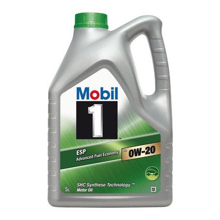 Mobil 1 Motoröl Mobil 1™ ESP x2 0W-20 5L