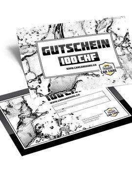 Gutschein CHF 100.-