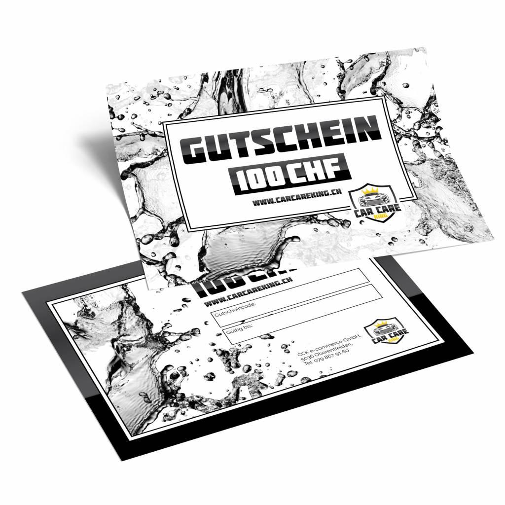 CCK Gutschein CHF 100.-