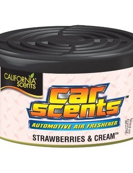 California Scents Strawberries & Cream