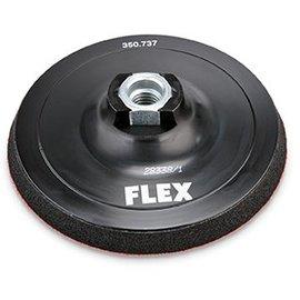 Flex Poliermaschinen Klett-Teller gedämpft 150 Ø, M 14