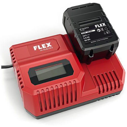 Flex Tools Flex Schnellladegerät
