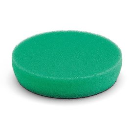 Flex Poliermaschinen Polierschwamm Grün Sehr Hart 80mm