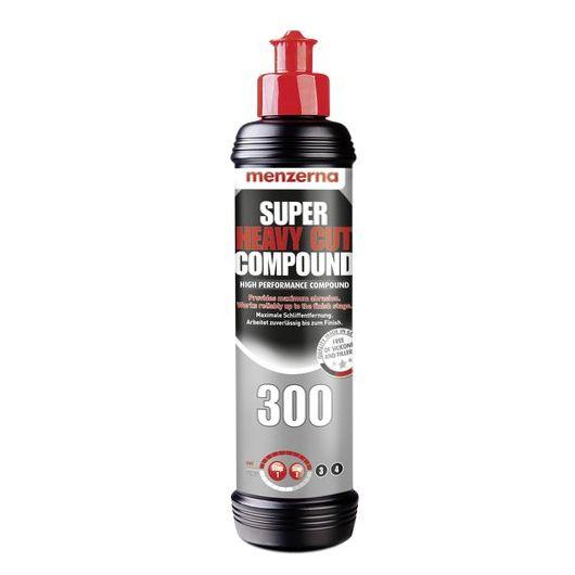 Menzerna Menzerna Super Heavy Cut Compound 300 - 250ml