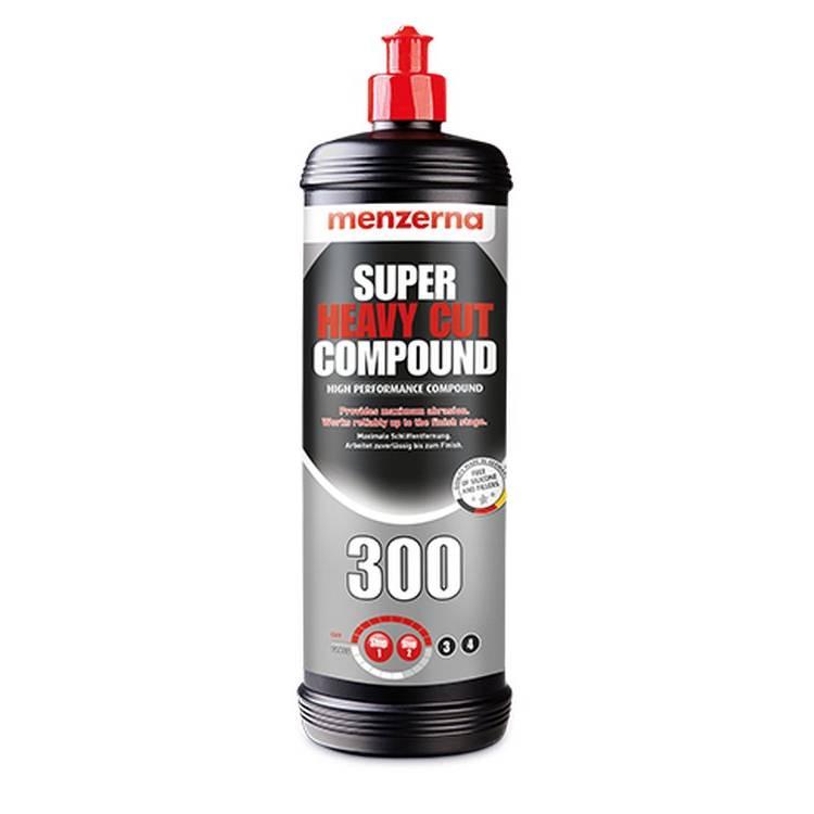 Menzerna Menzerna Super Heavy Cut Compound 300 - 1000ml