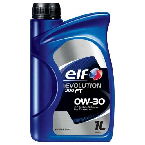 ELF Evolution 900 FT 0W-30, 1L
