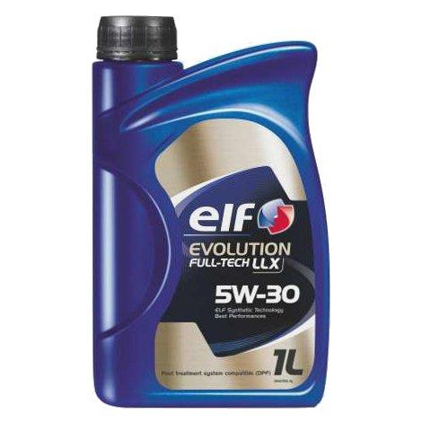 ELF Evolution Full-Tech LLX 5W-30, 1L