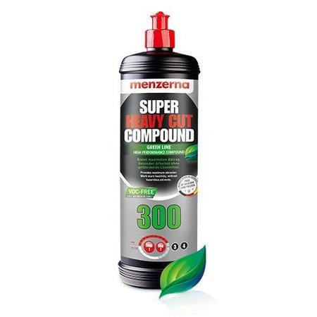 Menzerna Menzerna Heavy Cut Compound 300 GREEN LINE - 1Kg