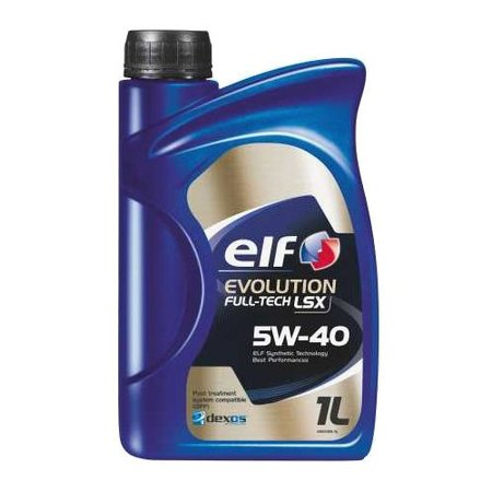 ELF Evolution Full-Tech LSX 5W-40, 1L