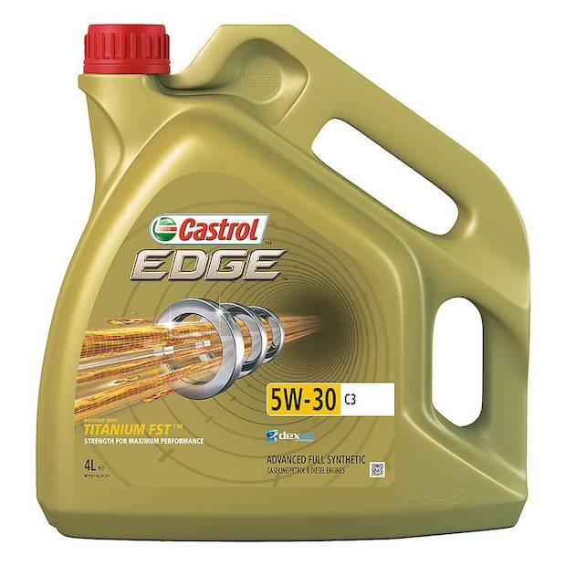 Castrol  Castrol EDGE 5W-30 C3 4L