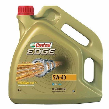 Castrol EDGE 5W-40 Ti, 4L
