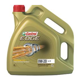 Castrol  Castrol EDGE 0W-20 LL IV, 4L