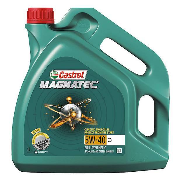 Castrol  Castrol Magnatec 5W-40 C3, 4L