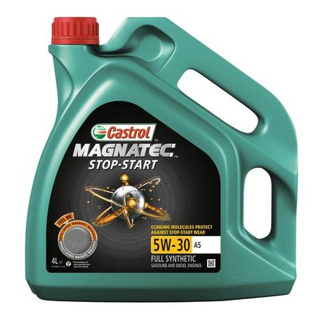 Castrol  Castrol Magnatec Stop-Start 5W-30 A5, 4L