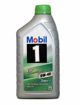 Mobil 1 x3 ESP 0W-40 1L