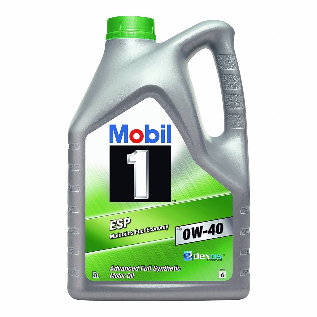 Mobil 1 Motoröl Mobil 1 x3 ESP 0W-40 5L