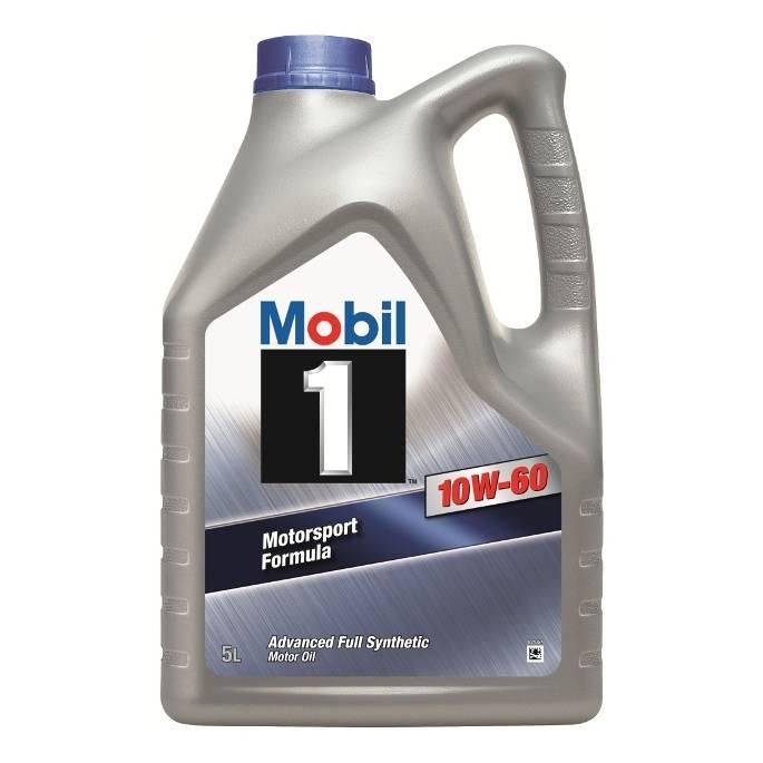 Mobil 1 Motoröl Mobil 1 Motorsport Formula 10W-60, 5L