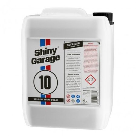 Shiny Garage Shiny Garage Yellow Snow Foam 5000ml
