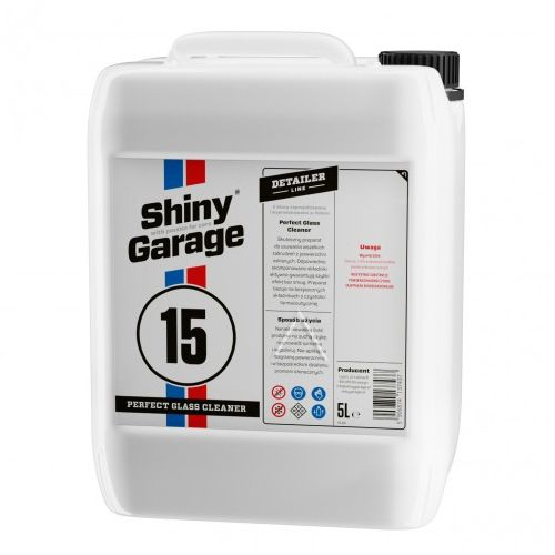 Shiny Garage Perfect Glass Cleaner 5000ml