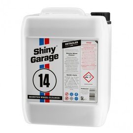 Shiny Garage Monster Wheel Cleaner + 5000ml