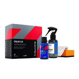 CarPro C.Quartz UK-Edition-Kit 3.0, 30ml