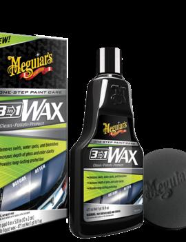 Meguiars 3 in 1 Wax