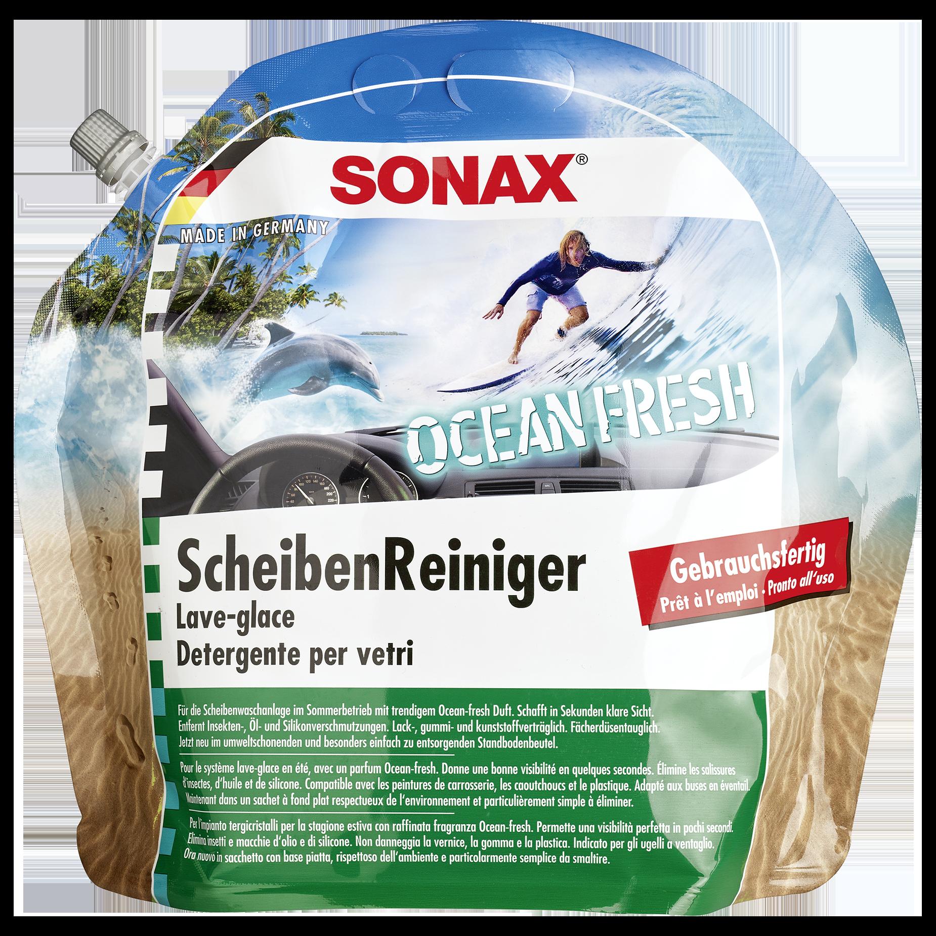 Sonax Sonax ScheibenReiniger gebrauchsfertig Ocean-fresh