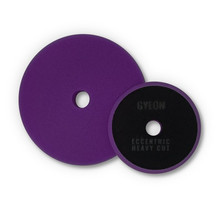 Gyeon Q2M Eccentric Heavy Cutting Pad violet 145mm