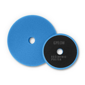 Gyeon Q2M Eccentric Polishing Pads blue 145mm