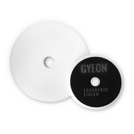 Gyeon Q2M Eccentric Finishing Pads white 145mm