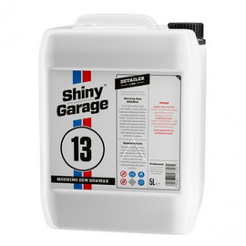 Shiny Garage Morning Dew QD & Wax 5000ml