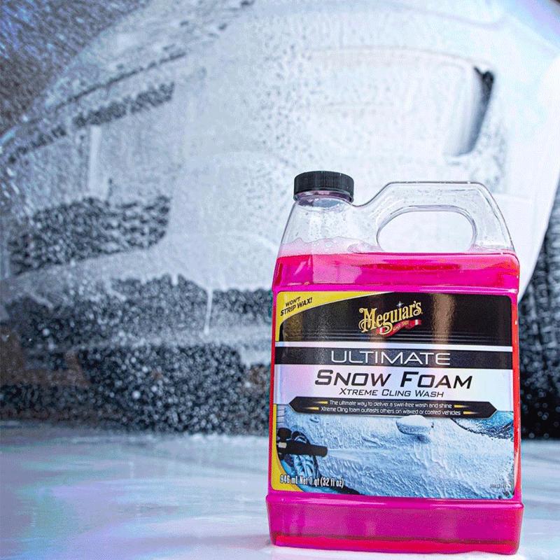 Meguiars Meguiar's Ultimate Snow Foam 946ml