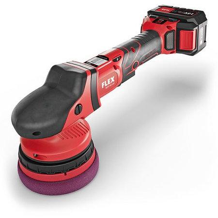 Flex Tools Flex XCE 8 125 18.0-EC/5.0 Set Akku-Exzenterpolierer mit Zwangsantrieb