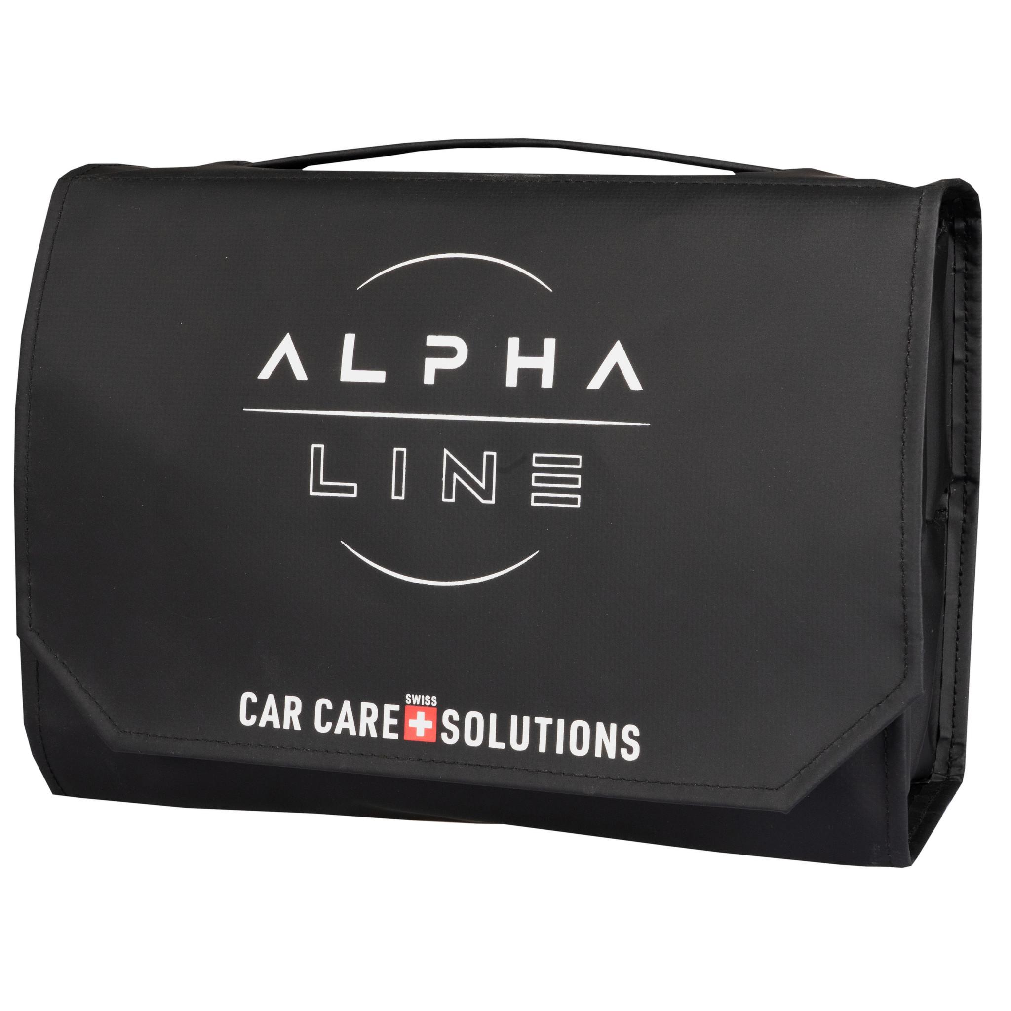 ALPHA LINE ALPHA LINE ULTIMATE CAR CARE SET