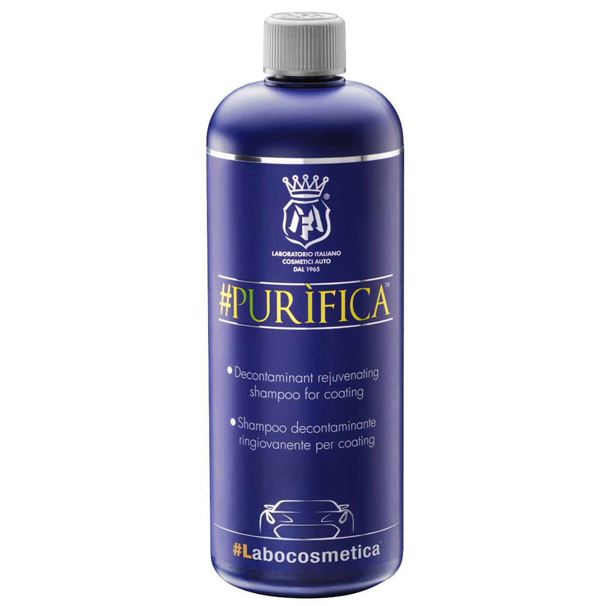 Labocosmetica  Labocosmetica #PURÌFICA saures Dekontaminations-Shampoo