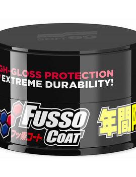 Soft99 New Fusso Coat 12M Wax Dark