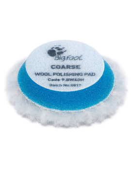 Rupes Wool Polishing Pad Coarse 40mm