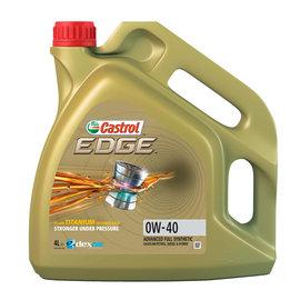 Castrol  EDGE 0W-40 Ti 4L