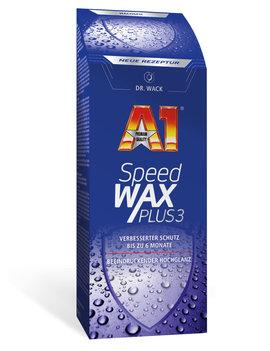 Dr. Wack A1 Speed Wax Plus 3