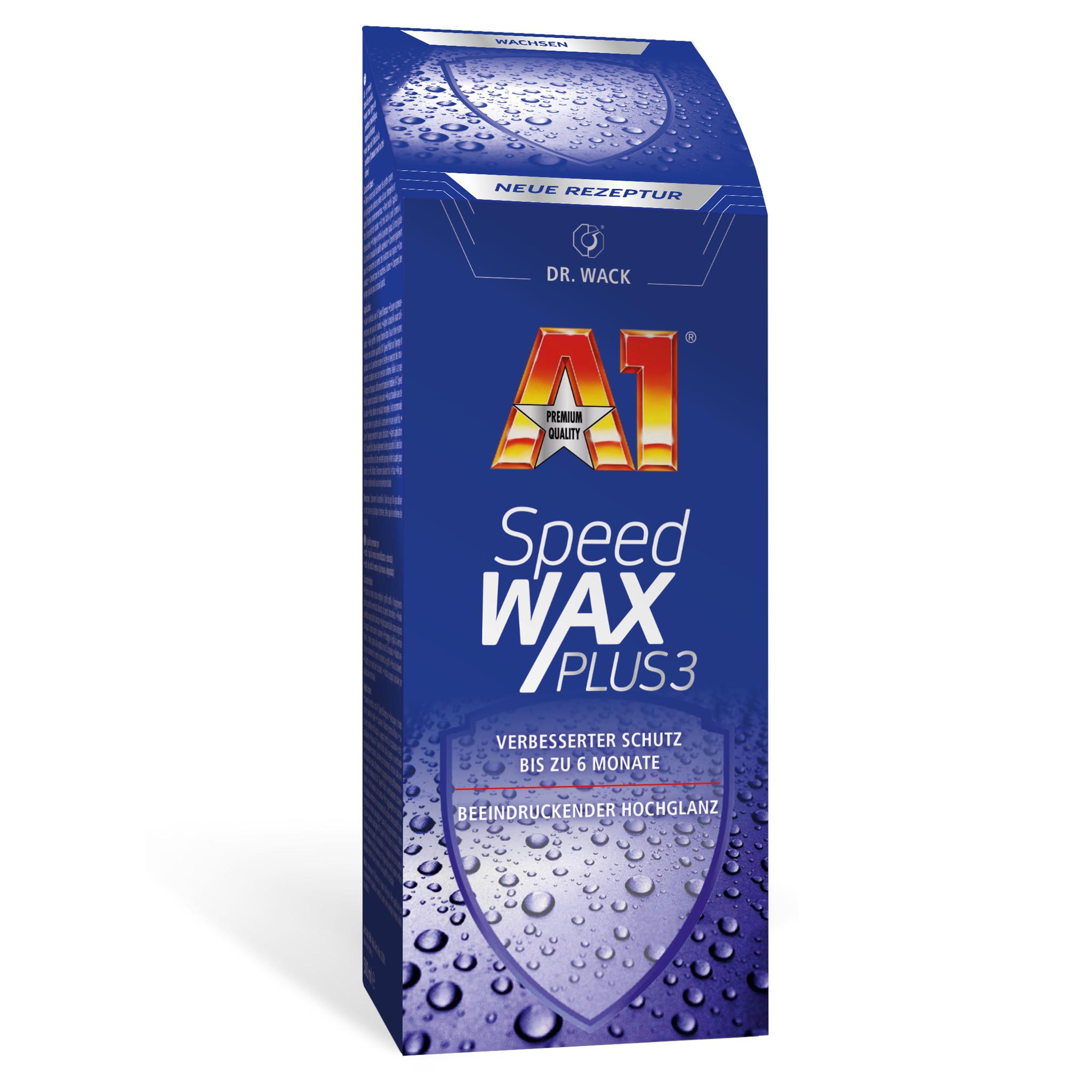 Dr. Wack Dr. Wack A1 Speed Wax Plus 3