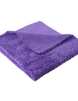 Ewocar Edgeless Mikrofasertuch 40x40cm Violett