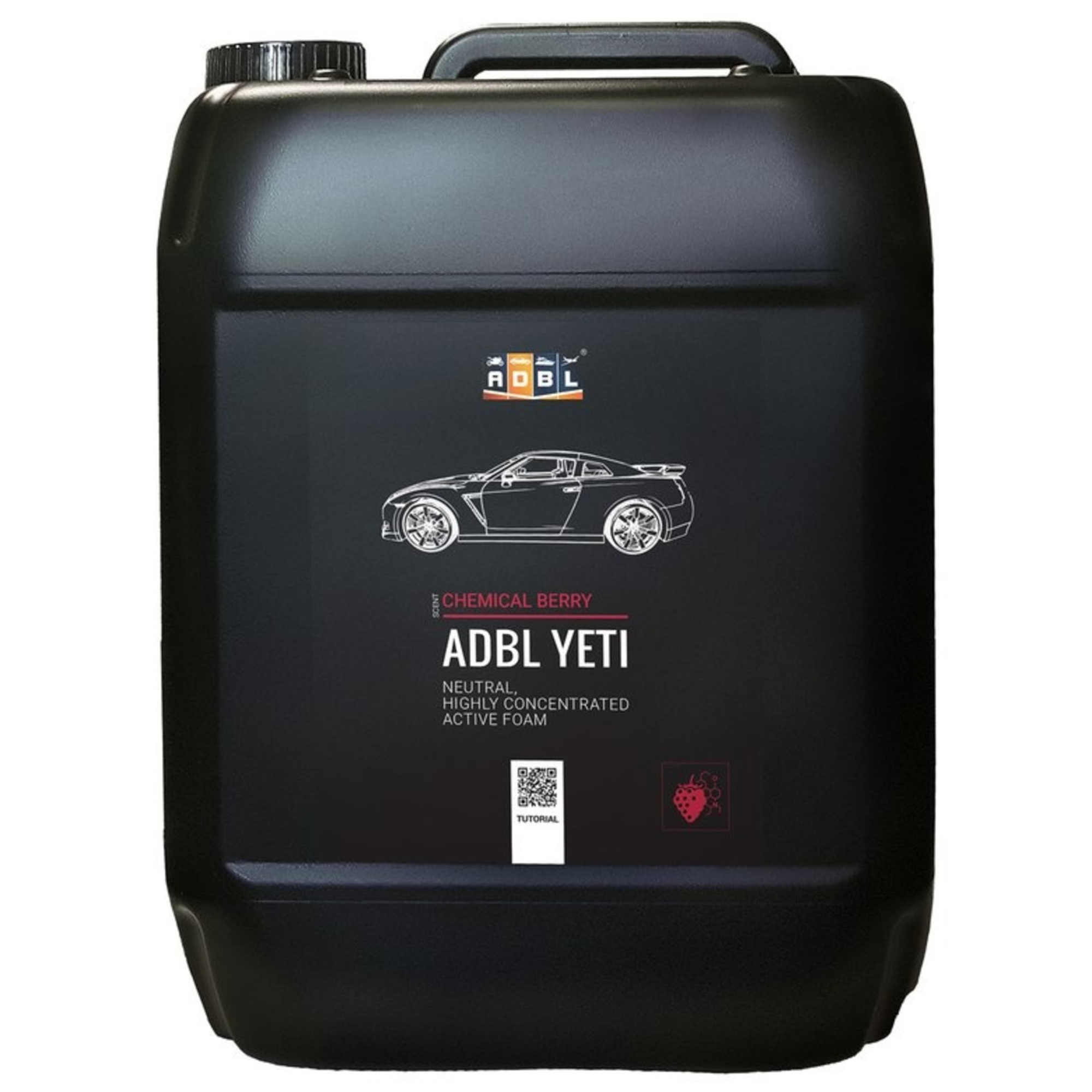 ADBL ADBL Yeti Snow Foam Chemical Berry 5000ml