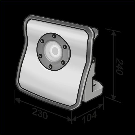 Flex Tools FLEX LED Akku-Leuchte DWL 2500 10.8/18.0