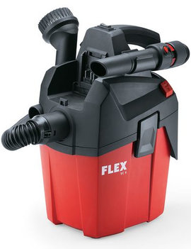 Flex Tools VC 6 L MC 18.0 Kompakt Akku-Sauger