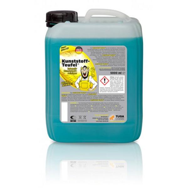 Tuga Chemie Kunststoff Teufel Kunststoffreiniger 5L